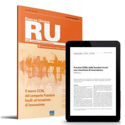 RU - Risorse Umane nella P.A.